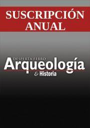 Suscripción anual Arqueología e Historia