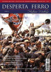 La batalla de Gettysburg 1863