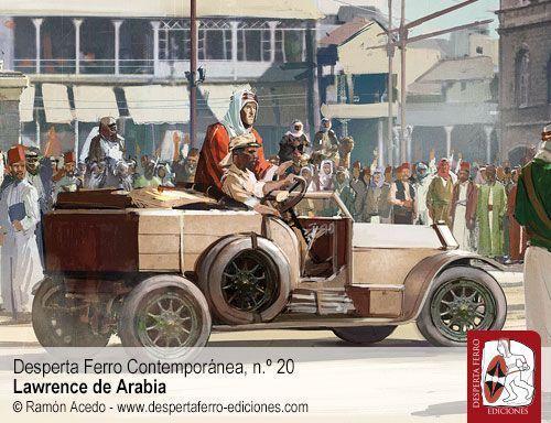 T. E. Lawrence de Arabia