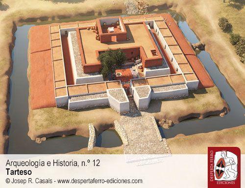 santuario de Cancho Roano