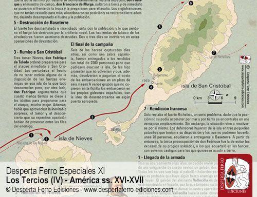 recuperación de San Cristóbal y Nieves