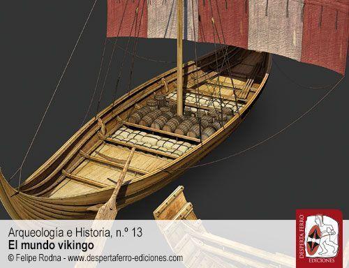 Skuldelev 3 navegación vikinga