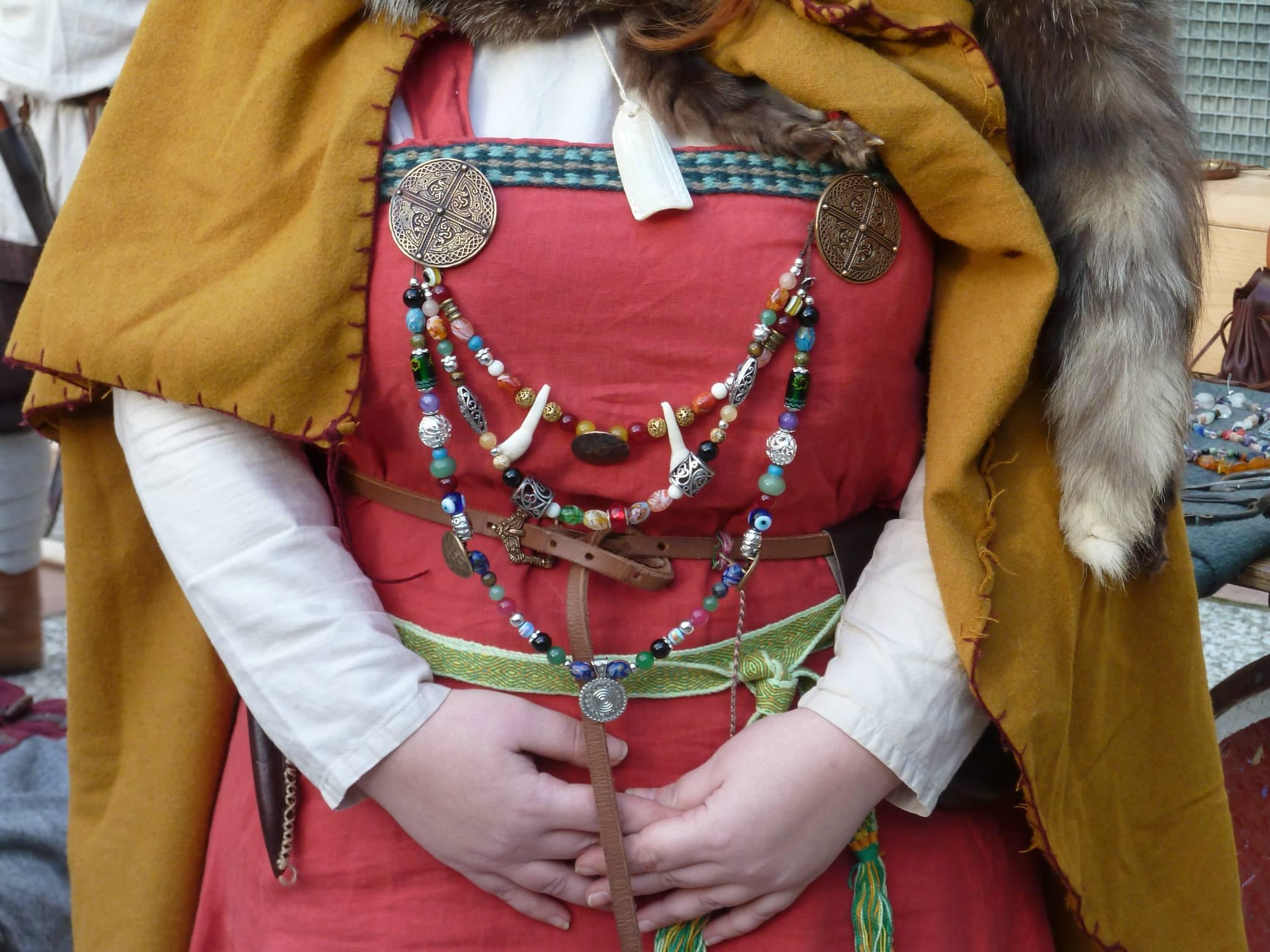 mujeres vikingas