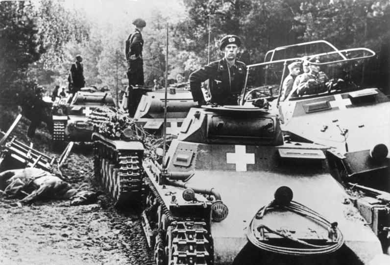 Panzer I 1939 Polonia