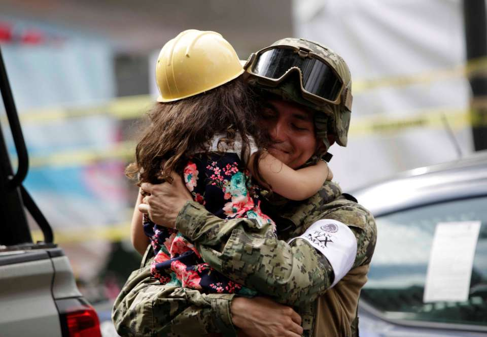 ayuda terremoto México