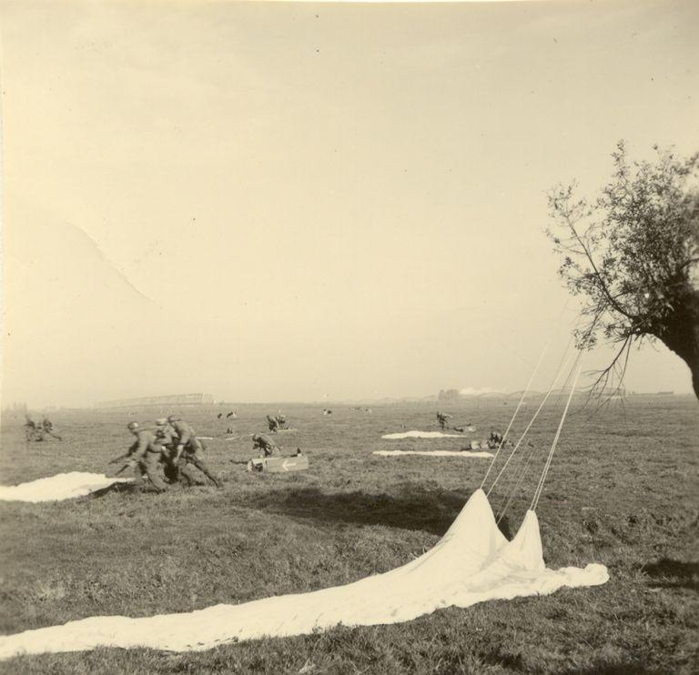 9.ª División Panzer conquista de Holanda 1940