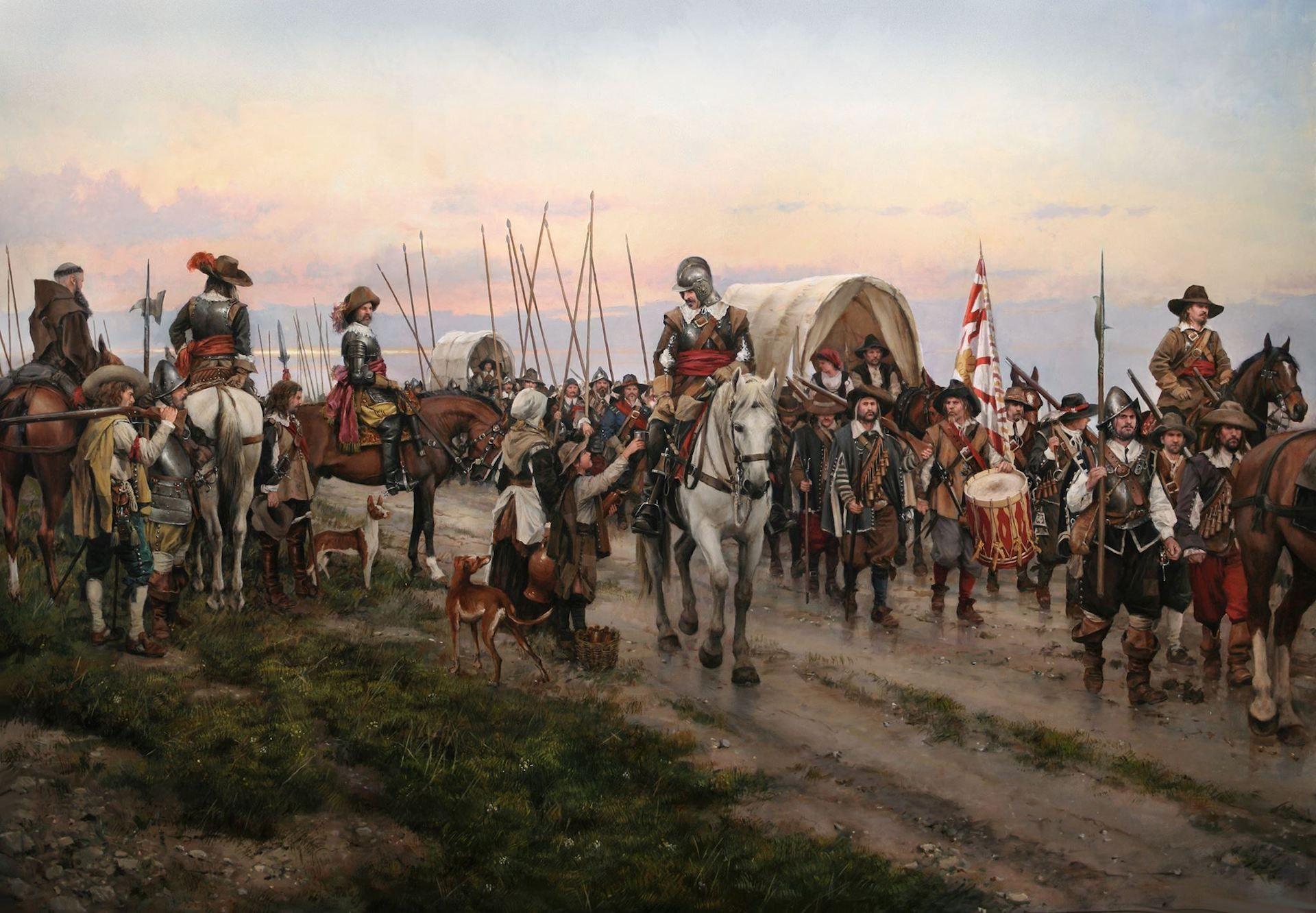 Camino español Ferrer-Dalmau