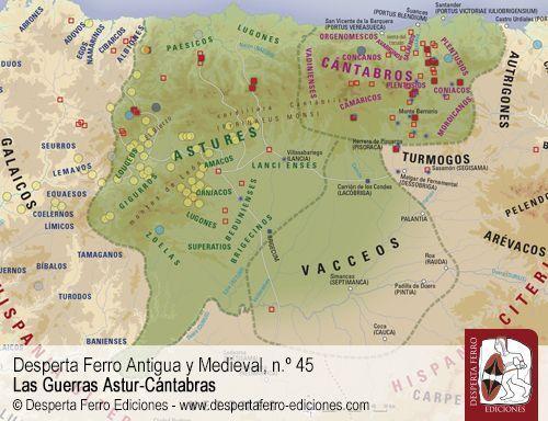 Águilas en el Cantábrico. La reinterpretación del conflicto por Ángel Morillo Cerdán (Universidad Complutense de Madrid)