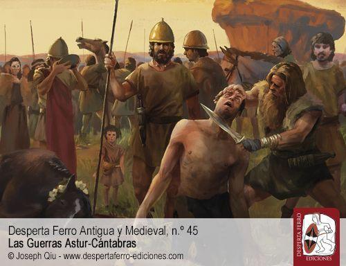 Cántabros y astures. Los últimos hispanos frente a Roma por Jesús F. Torres-Martínez (Universidad Complutense de Madrid) y Eduardo Peralta Labrador