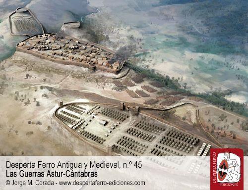 La guerra de montaña. Augusto contra los cántabros por Eduardo Peralta Labrador