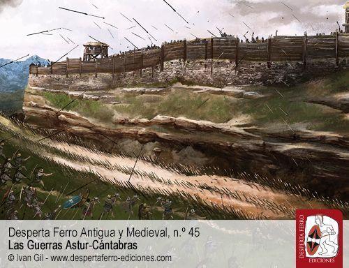 El asalto a Monte Bernorio por Jesús F. Torres-Martínez y Manuel Fernández-Götz (Edinburgh University)