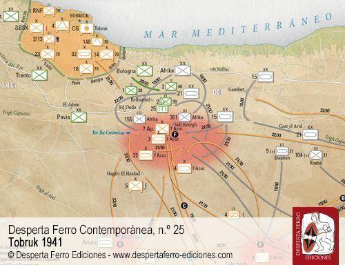 La Operación Crusader y la reacción de Rommel por Bruce Gudmundsson (Marine Corps University)