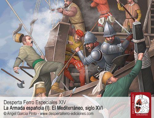La batalla de Preveza por Hugo A. Cañete