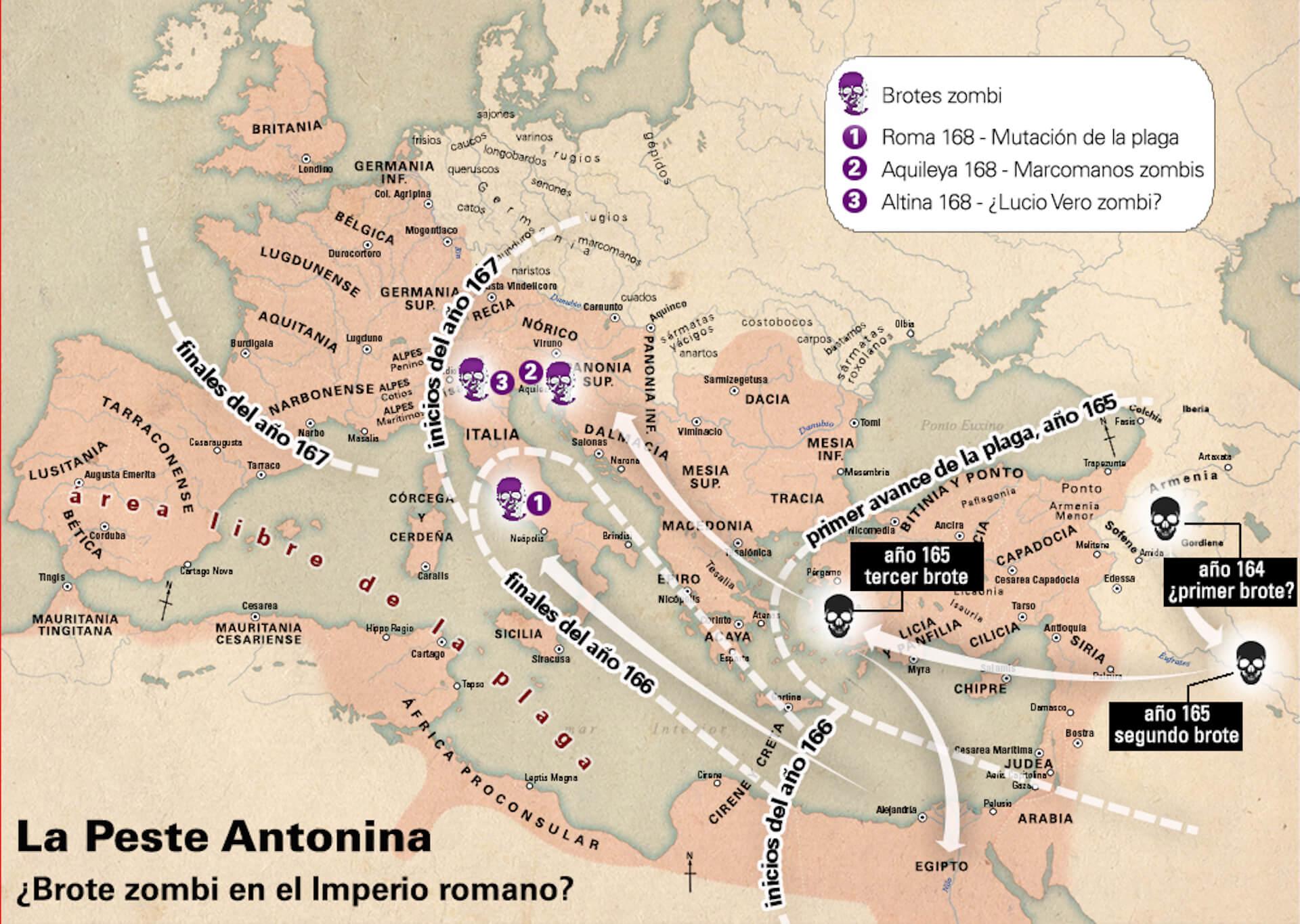 Peste Antonina Plaga de Galeno