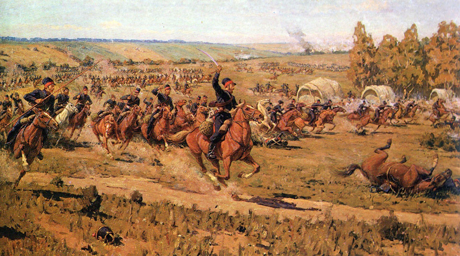 Cosacos 1813