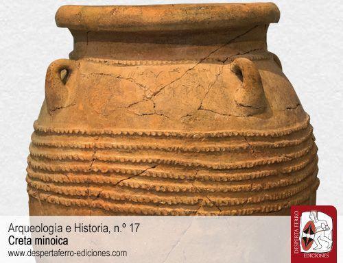 La escritura lineal A minoica por Helena Tomas (University of Zagreb)