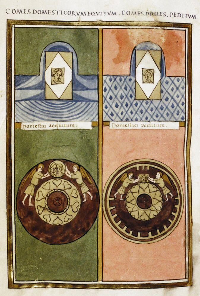 La Notitia Dignitatum y el Ejército romano del Bajo Imperio