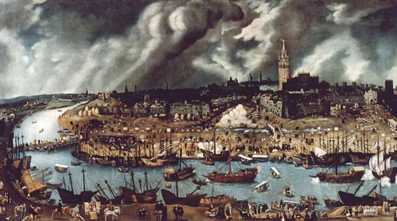 gran peste de Sevilla 1649