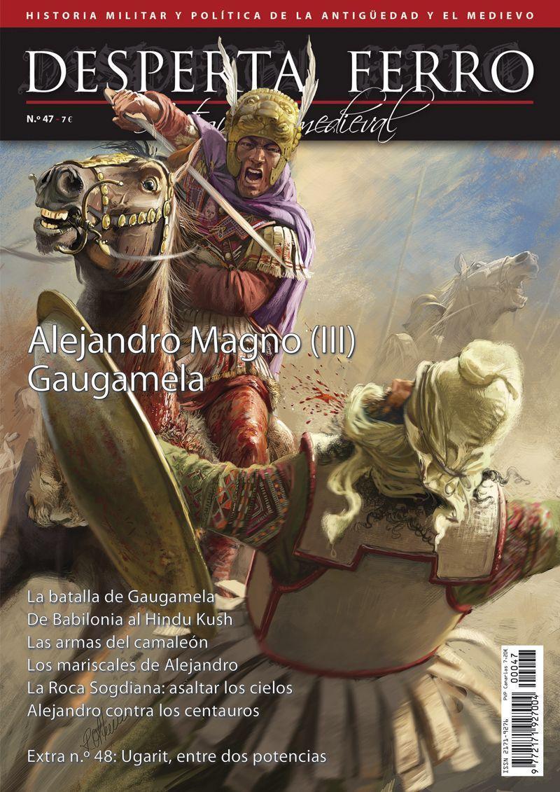 Desperta Ferro Antigua y Medieval n.º 47: Alejandro Magno (III). Gaugamela