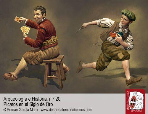 Sospechosos habituales. Los pícaros en la calle y la literatura por Rosa Navarro Durán (Universitat de Barcelona)