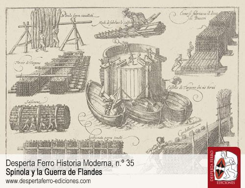 Los ingenios del sitio de Ostende por Werner Thomas – Katholieke Universiteit Leuven