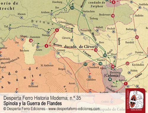 El cambio de estrategia de la Monarquía Hispánica por Eduardo de Mesa Gallego – Fundación Carlos de Amberes