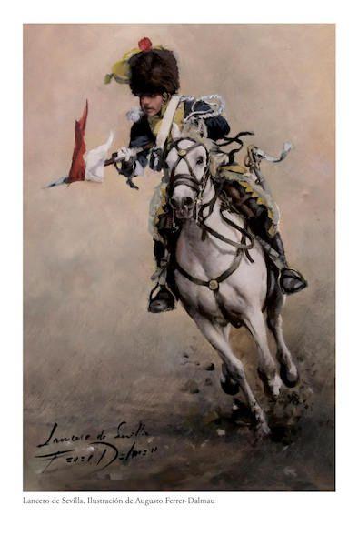 El Ejército español de José Napoleón, Augusto Ferrer-Dalmau