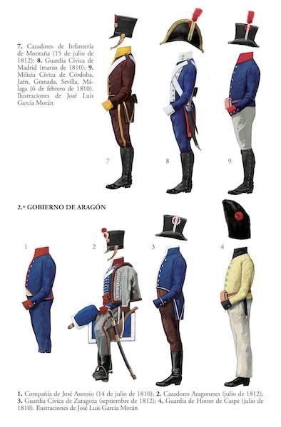 El Ejército español de José Napoleón, José Luis García Morán