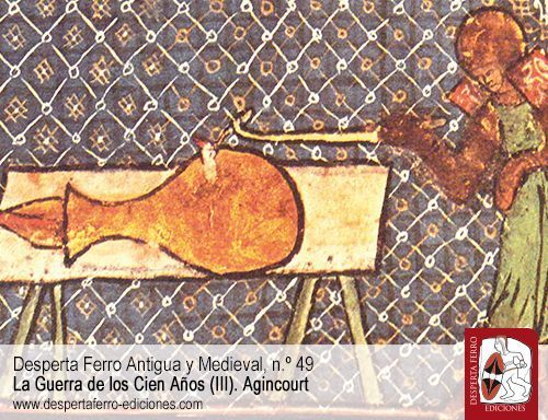 La piedra y la pólvora: fortificaciones francesas y artillería en el periodo 1360-1420 por Alain Salamagne (Université de Tours)