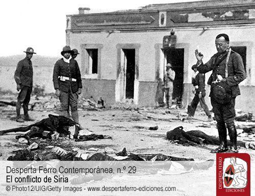 África 1911-1927, una guerra cruel por María Rosa de Madariaga