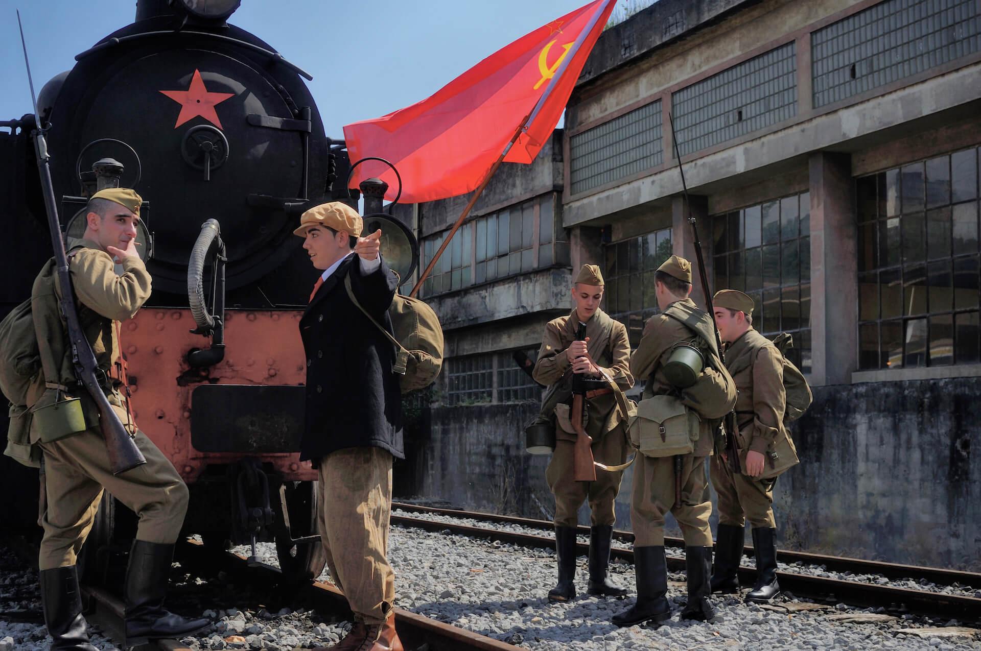Memoria vasca de la Segunda Guerra Mundial Niños de la Guerra