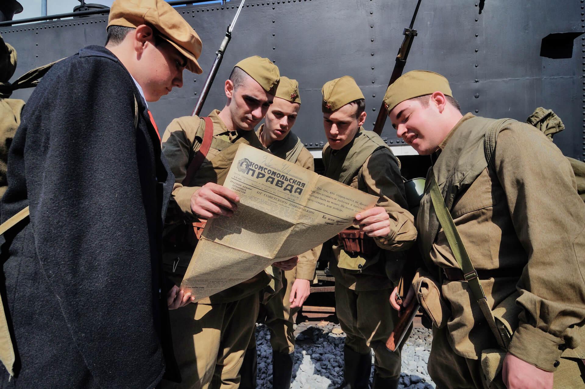 Memoria vasca de la Segunda Guerra Mundial Leningrado