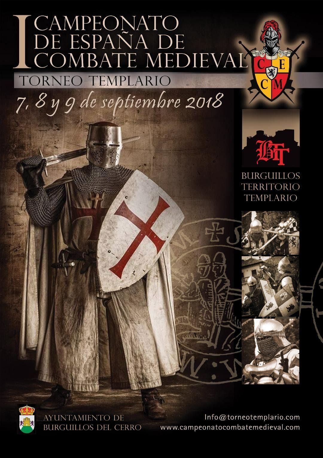 I Campeonato de España de Combate Medieval