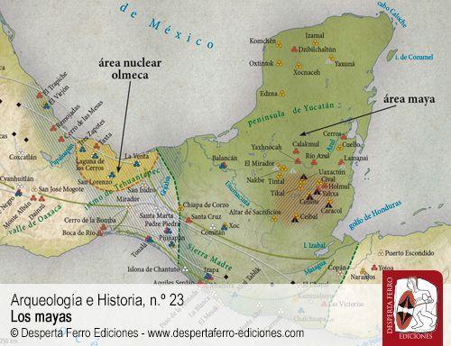 El origen del mundo maya. Las raíces preclásicas por Arlen F. Chase y Diane Z. Chase (University of Nevada, Las Vegas)