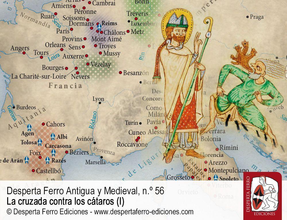 La herejía cátara por Pilar Jiménez (Université Toulouse) cátaros