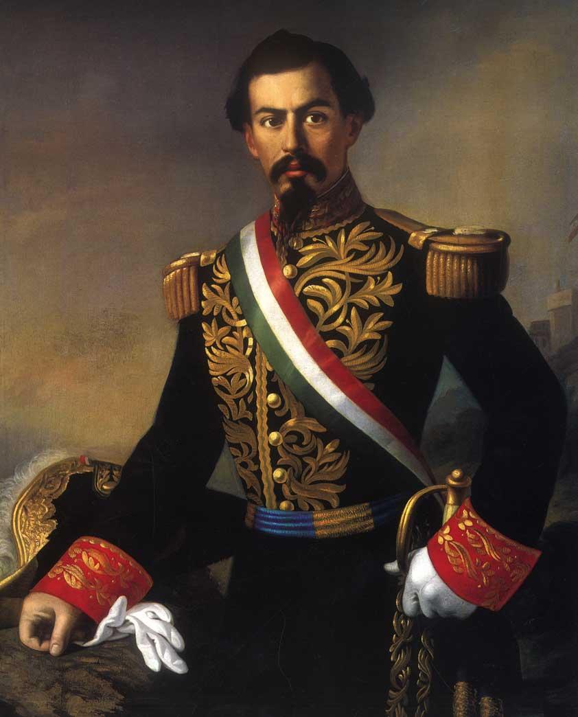 Miguel Miramón Guerra de Reforma