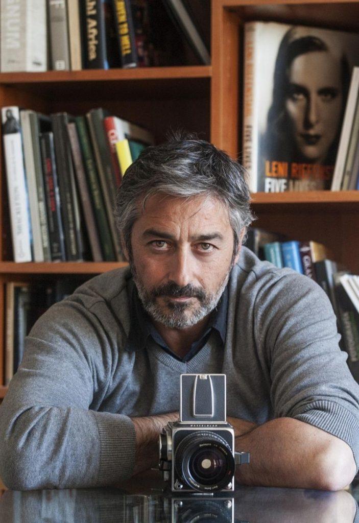 Jordi Bru autor de Los Tercios
