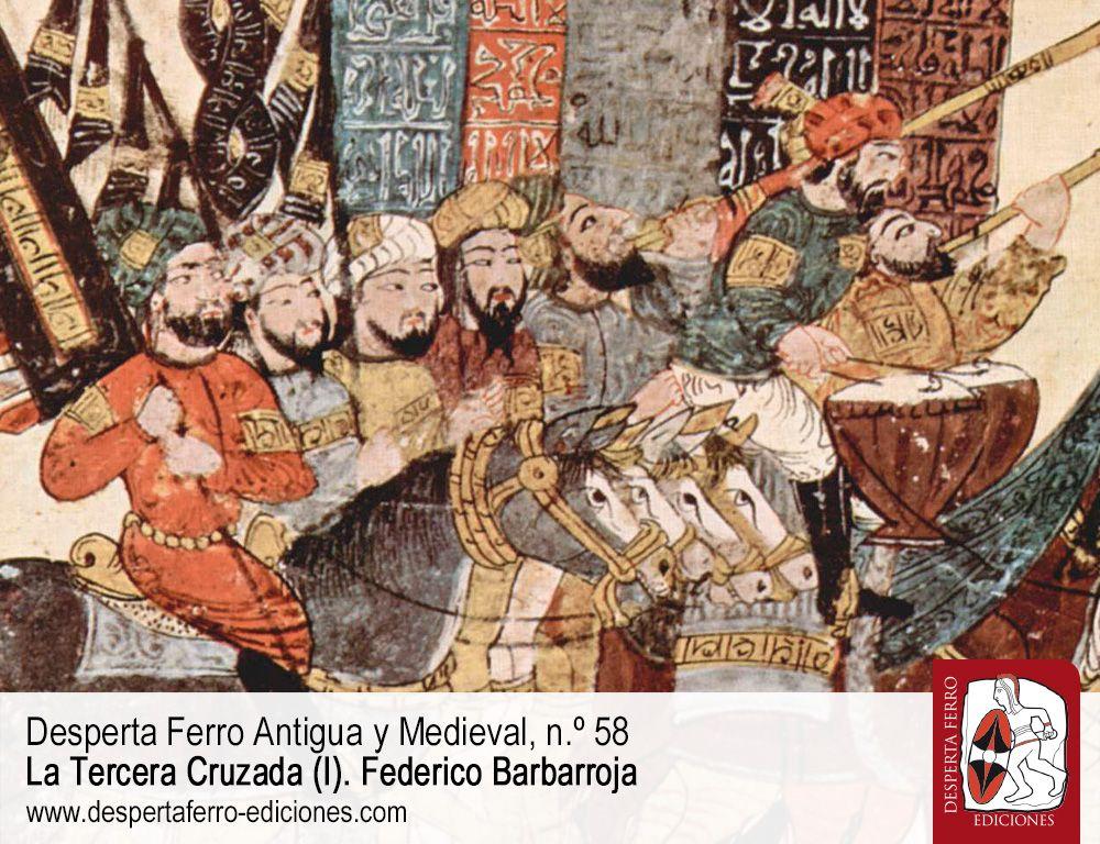 La caída de Jerusalén (1187) por Adrian J. Boas (University of Haifa)