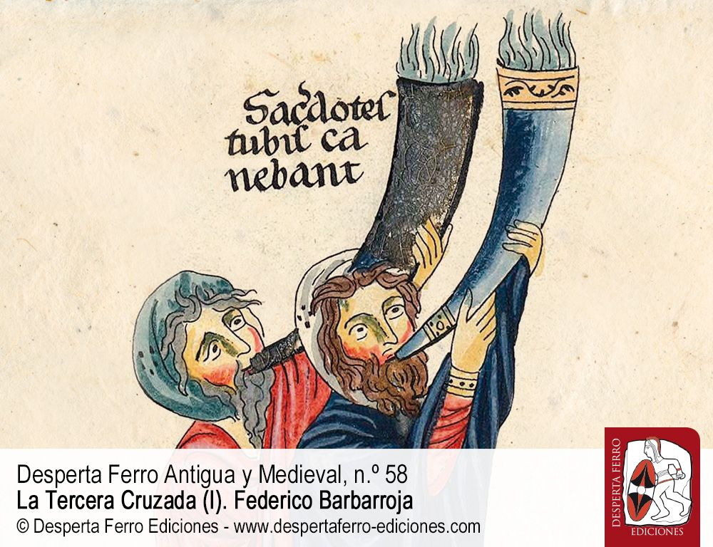 Audita tremendi. El eco de la caída de Jerusalén en Occidente y el llamamiento a la cruzada por Carlos de Ayala Martínez (Universidad Autónoma de Madrid)