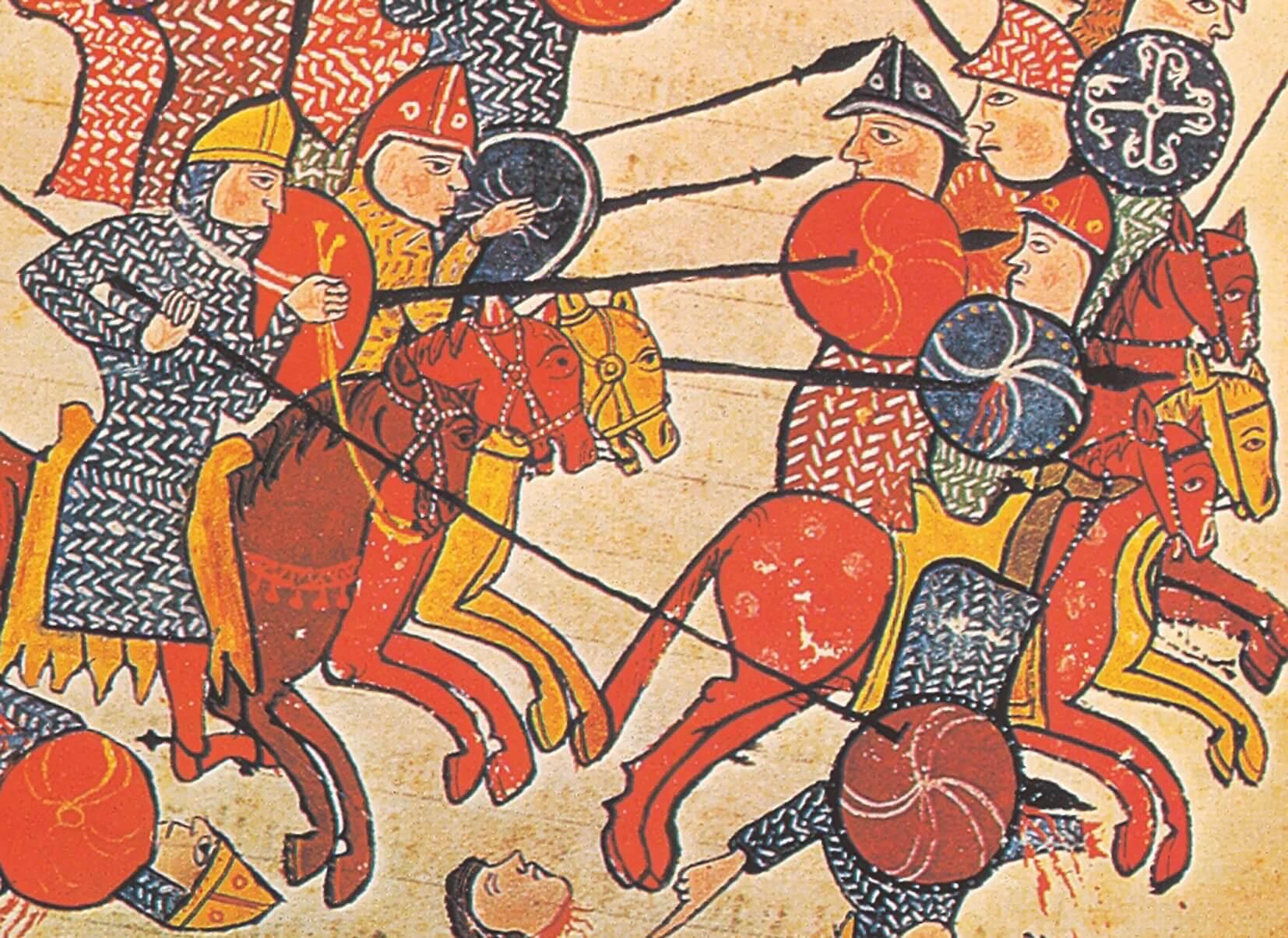 batalla de las Navas de Tolosa biblia del león