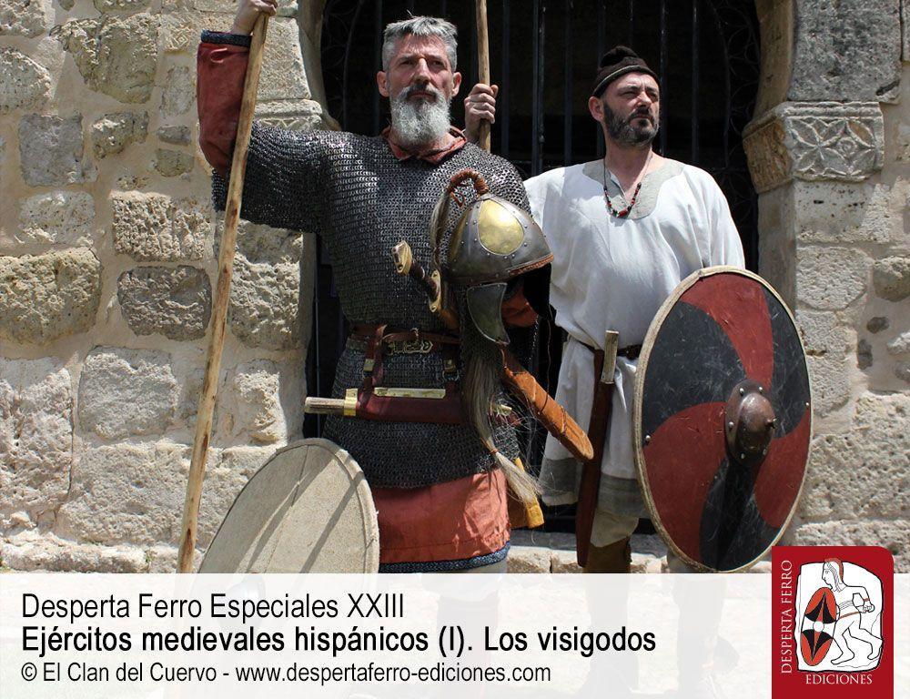 El ejército del rey godo. Composición, reclutamiento, organización y cadena de mando por José Soto Chica (Universidad de Granada)