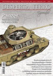Divisiones Panzer 1943 Kursk Sicilia Panther Especial 24 Desperta Ferro