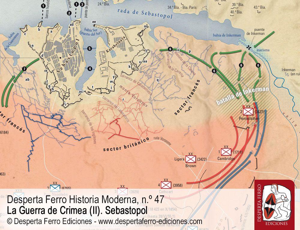 El invierno de Guerra de Crimea por Anthony Dawson sitio de Sebastopol