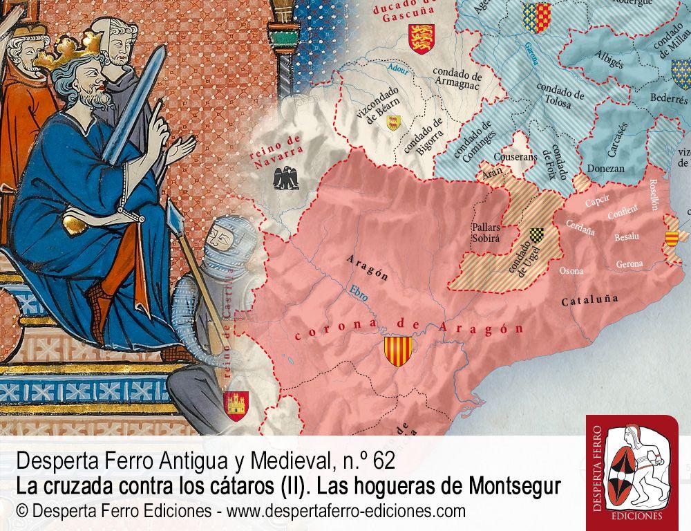 La política occitana de Jaime I por Martín Alvira Cabrer (Universidad Complutense de Madrid)