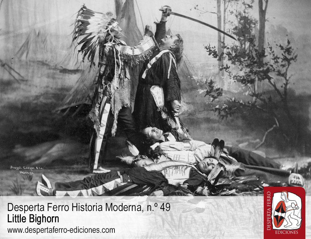 El legado en disputa de Little Bighorn por Tim Lehman (Rocky Mountain College)