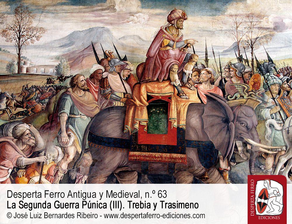 Rehaciendo la estrategia. Aníbal inverna en Italia por Francisco Gracia Alonso (Universitat de Barcelona)