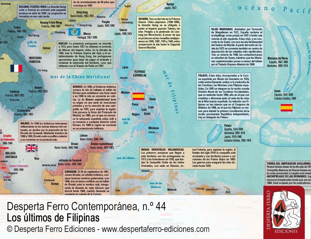 Filipinas. La colonia deseada por María Dolores Elizalde (Instituto de Historia, CSIC)