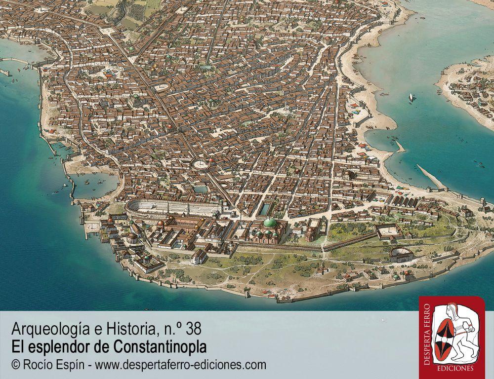 La ciudad de Justiniano por Ángel Carlos Aguayo Pérez