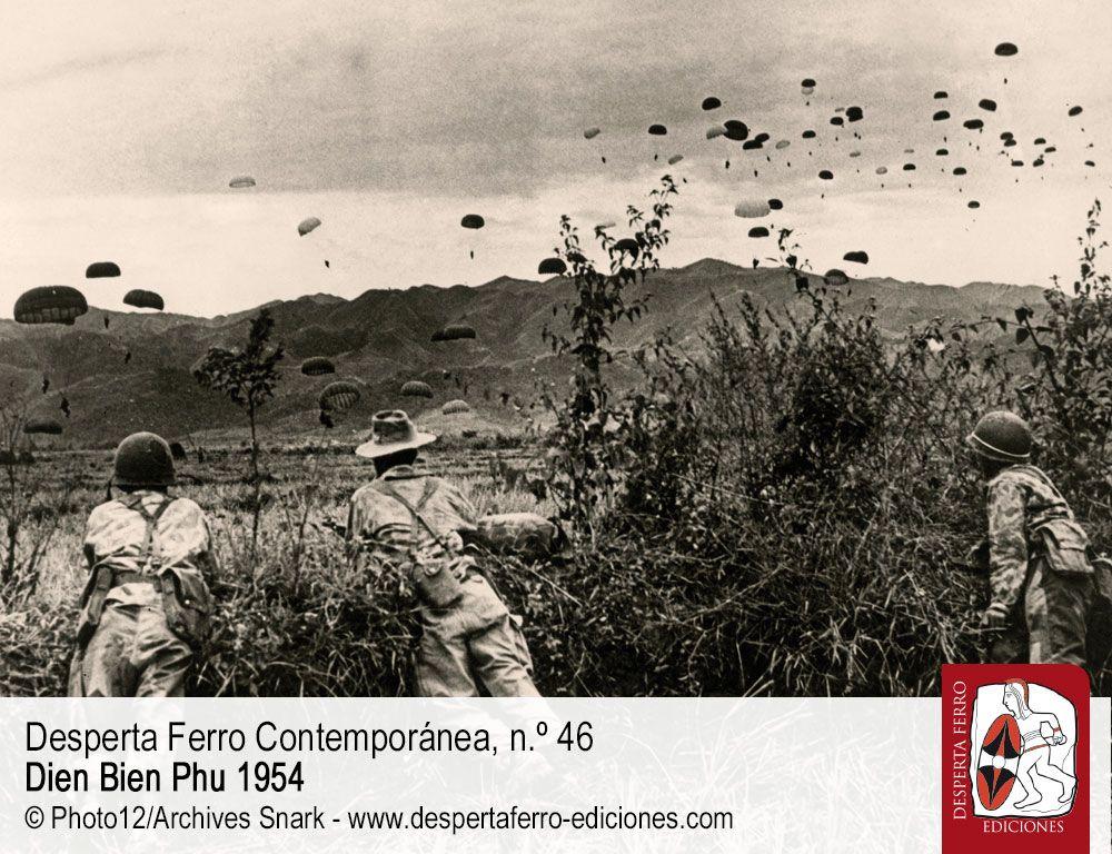 El ejército colonial francés en Dien Bien Phu por David Alegre Lorenz (Universitat de Girona)