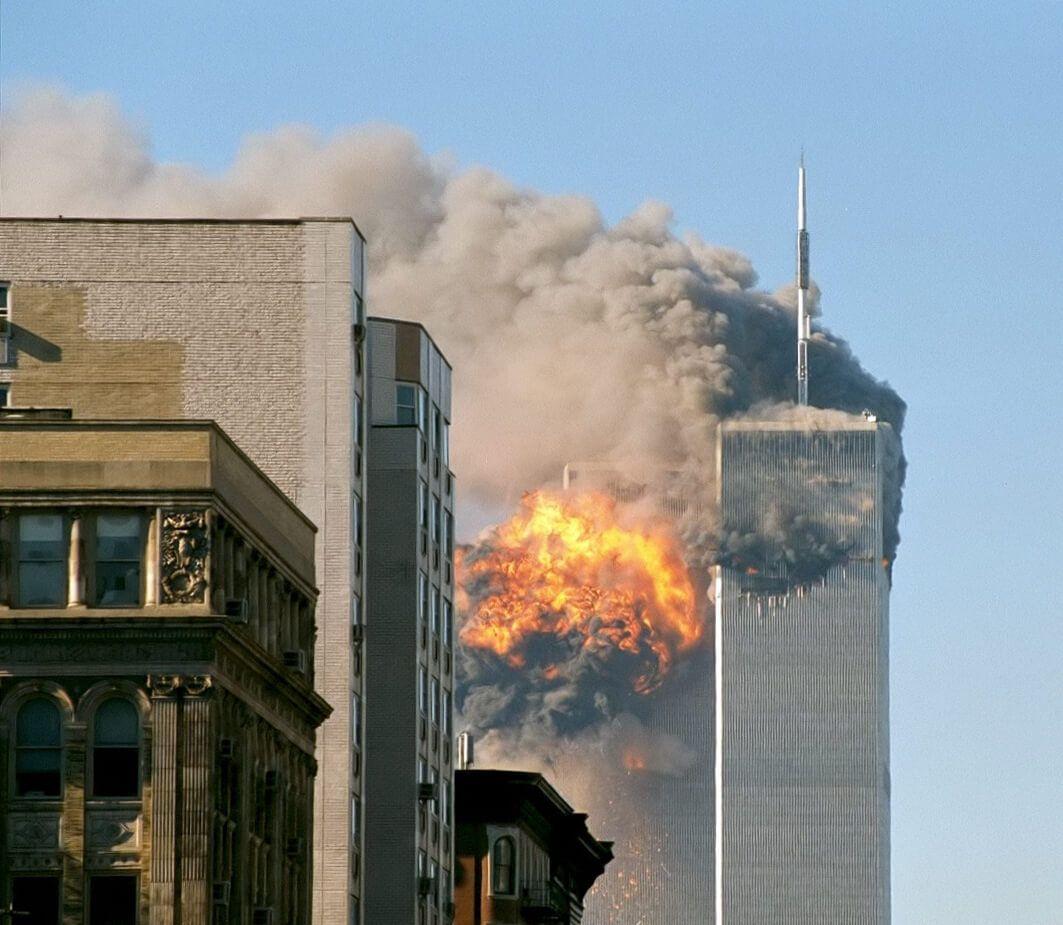 atentados 11 de septiembre World Trade Center